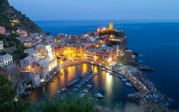 Man Made - Vernazza Wallpapers and Backgrounds ID : 525319