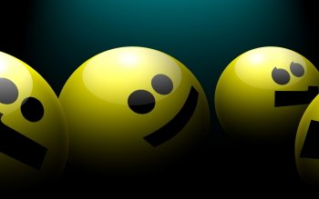 CGI - Smiley Wallpapers and Backgrounds ID : 525601