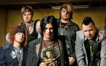 Music - Hinder Wallpapers and Backgrounds ID : 525916