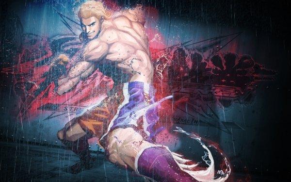 Video Game Tekken Rs Gold Steve Fox HD Wallpaper | Background Image