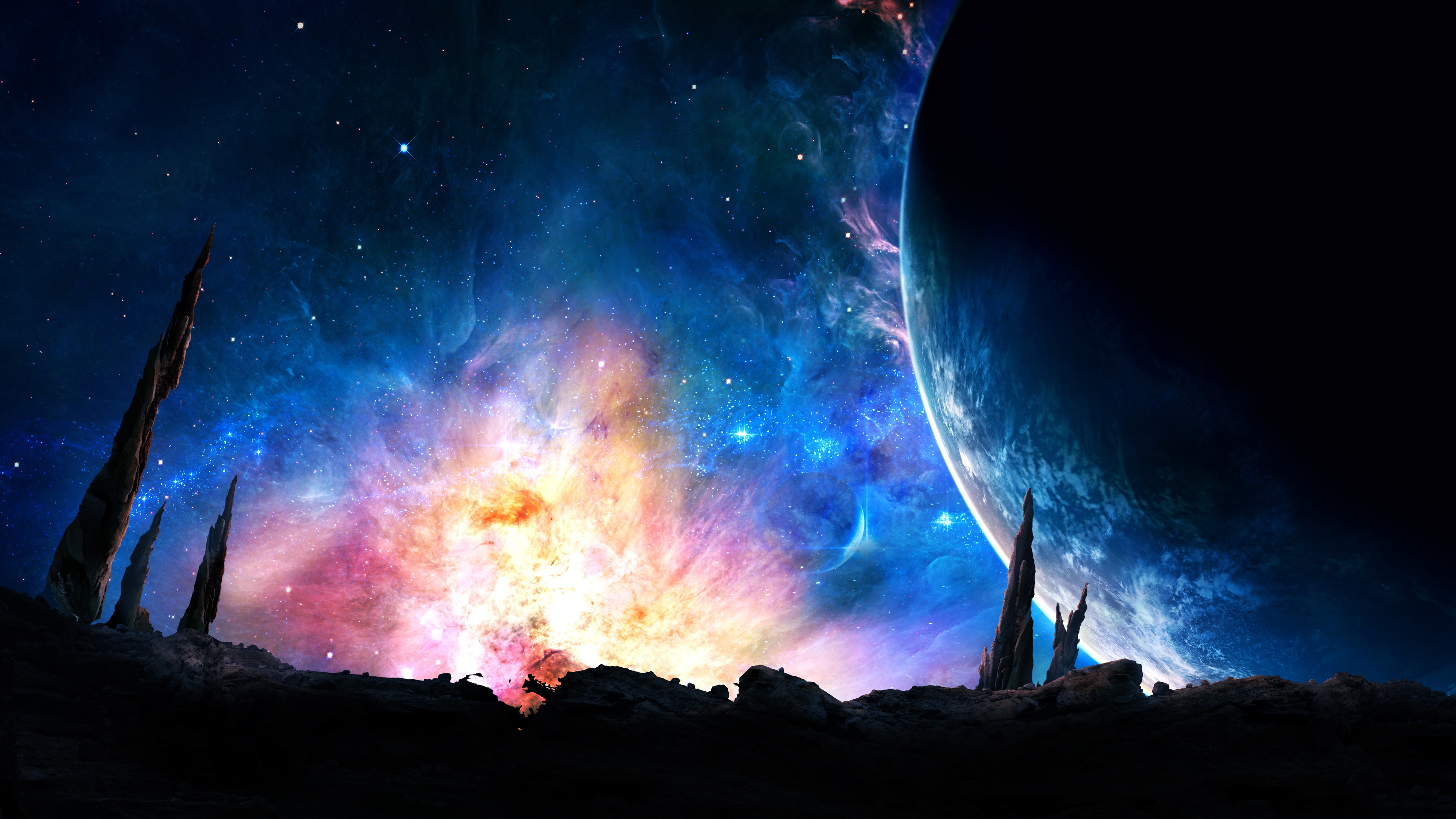 259 Galaxy HD Wallpapers