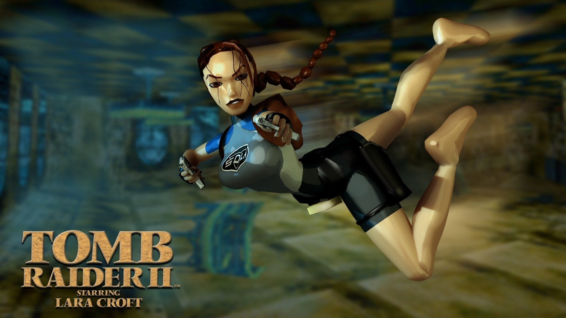 5 Tomb Raider Ii Hd Wallpapers Background Images Wallpaper Abyss