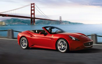 Vehicles - Ferrari California Wallpapers and Backgrounds ID : 526040
