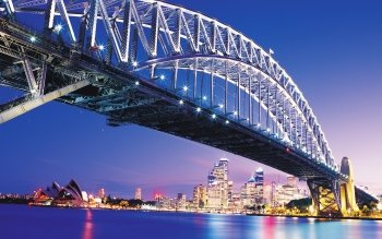 Man Made - Sydney Harbour Bridge Wallpapers and Backgrounds ID : 526171