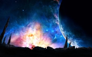 Sci Fi - Galaxy Wallpapers and Backgrounds ID : 526200