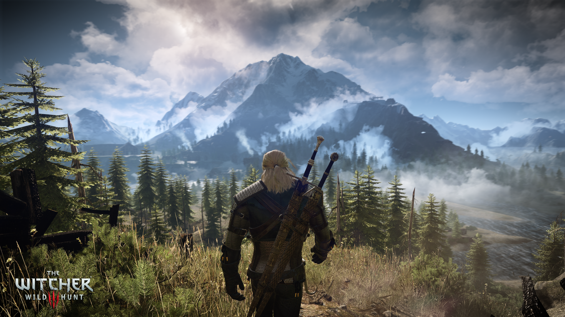The Witcher Wallpaper x px