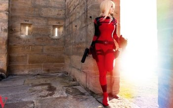 Women - Cosplay Wallpapers and Backgrounds ID : 527350