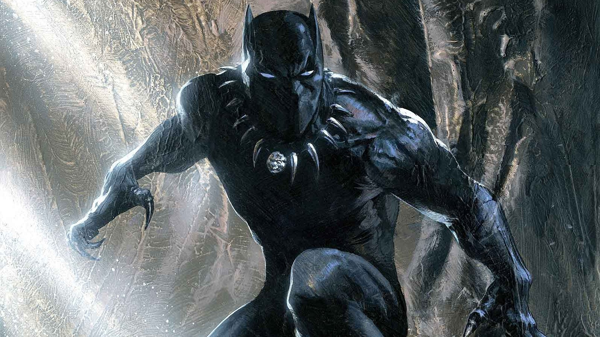 81 Black Panther Hd Wallpapers Background Images