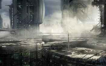 Sci Fi - City Wallpapers and Backgrounds ID : 528294