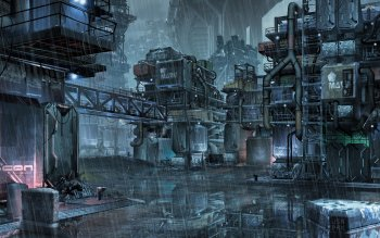 Sci Fi - City Wallpapers and Backgrounds ID : 528309