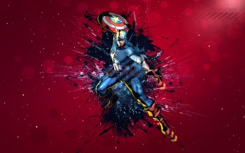 Comics - Captain America Wallpapers and Backgrounds ID : 528643