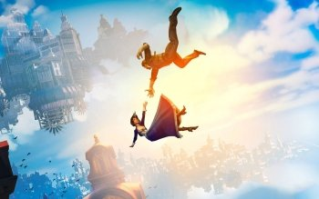 Bioshock Infinite Backgrounds