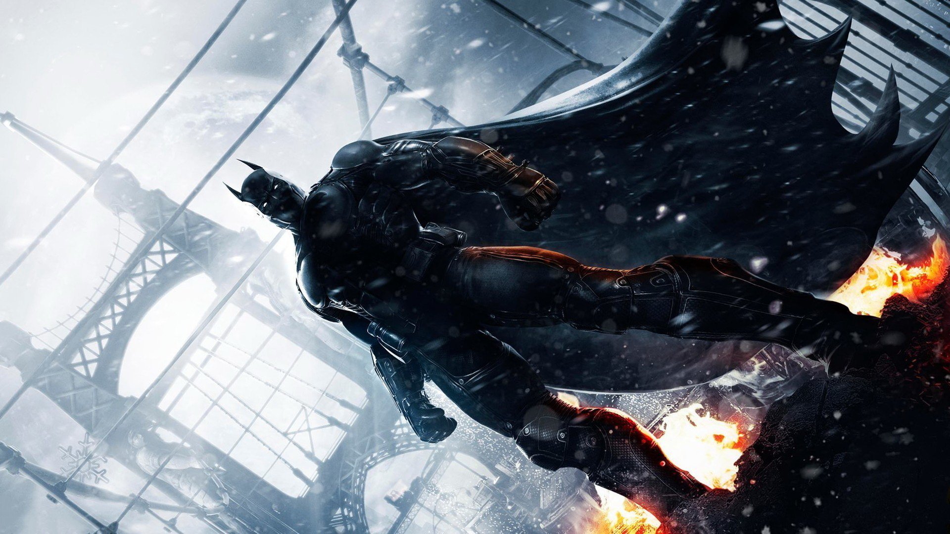 Batman  Arkham Origins HD Wallpaper  39fe12ebb3e