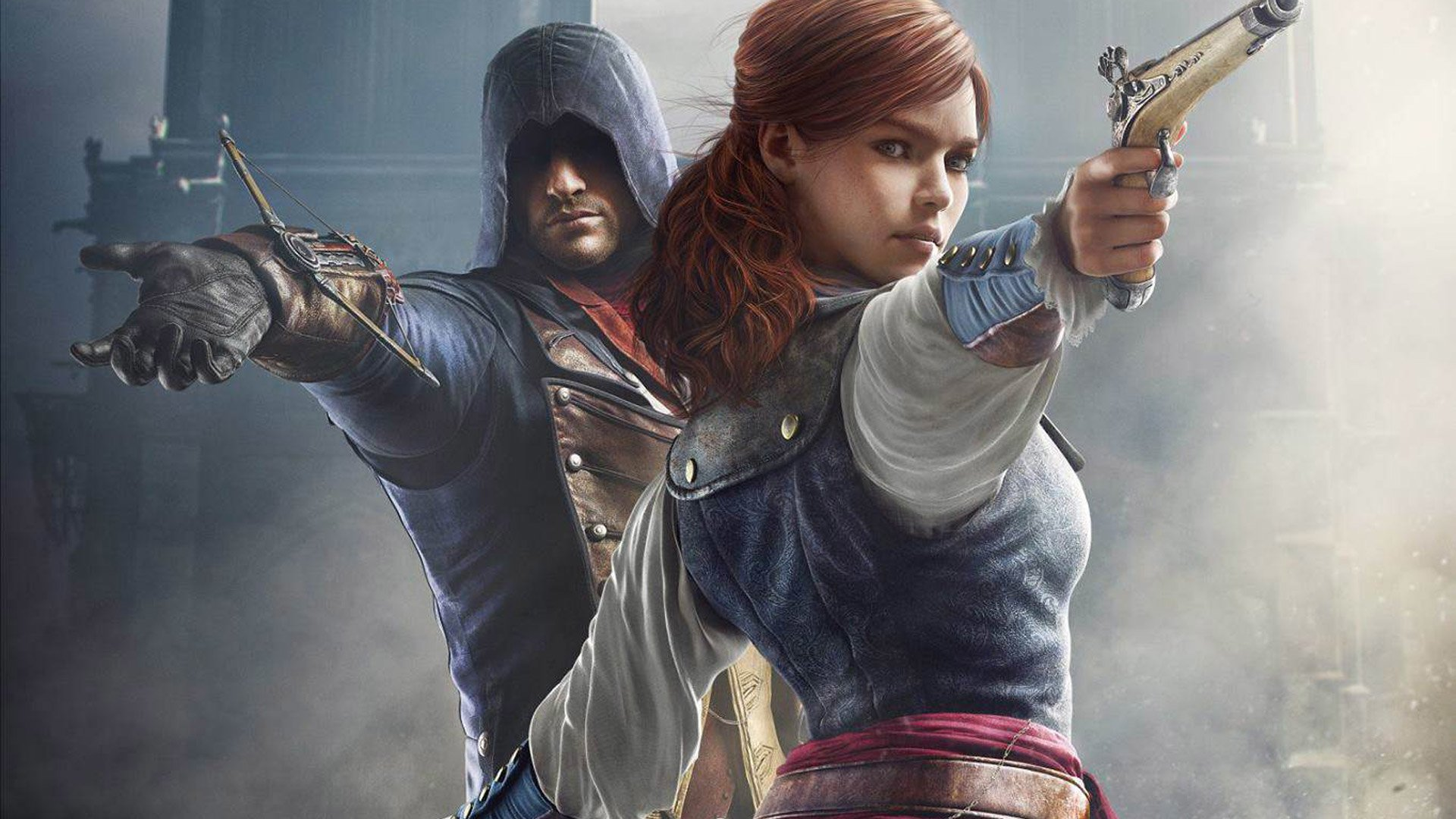 Arno Dorian And Elise Hd Wallpaper Background Image 1920x1080