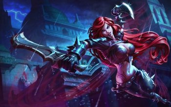 HD Wallpaper | Hinterg... Zyra League Of Legends