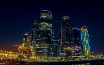 Man Made - Moscow Wallpapers and Backgrounds ID : 529873