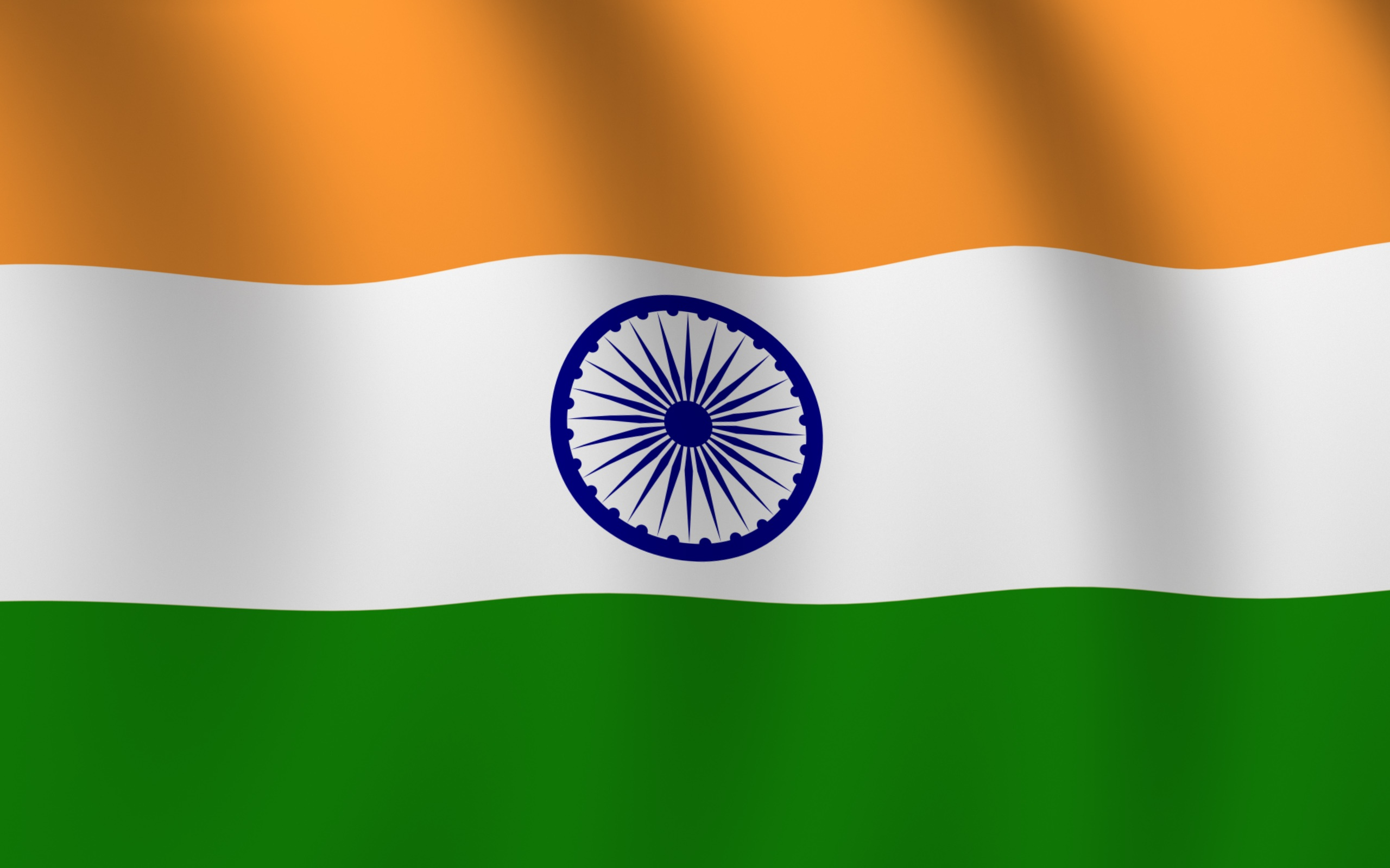 flag of india full hd wallpaper and background image | 2560x1600