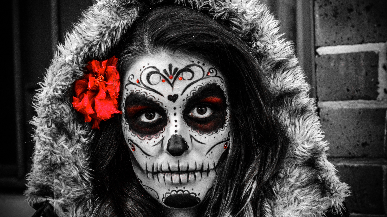 zombie skull wallpapers for desktop - photo #24
