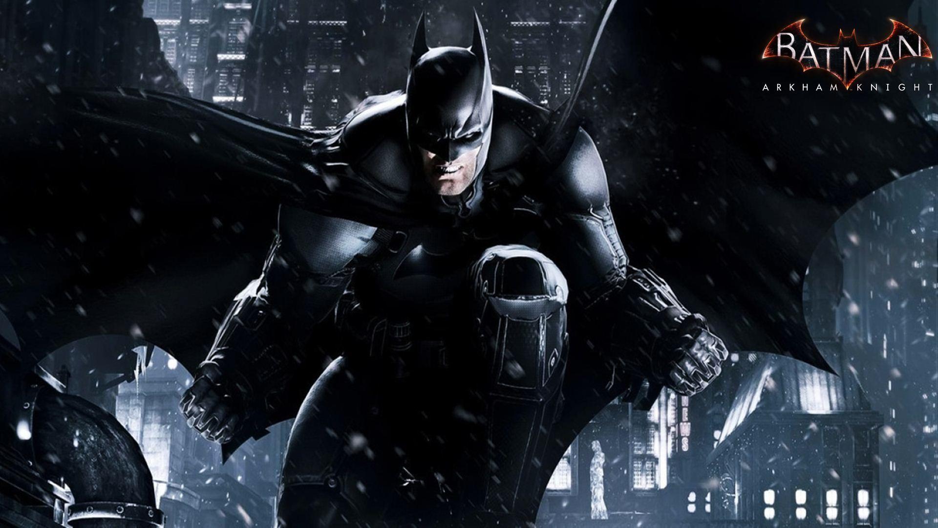 Batman Arkham Knight Hd Wallpaper Background Image 1920x1080