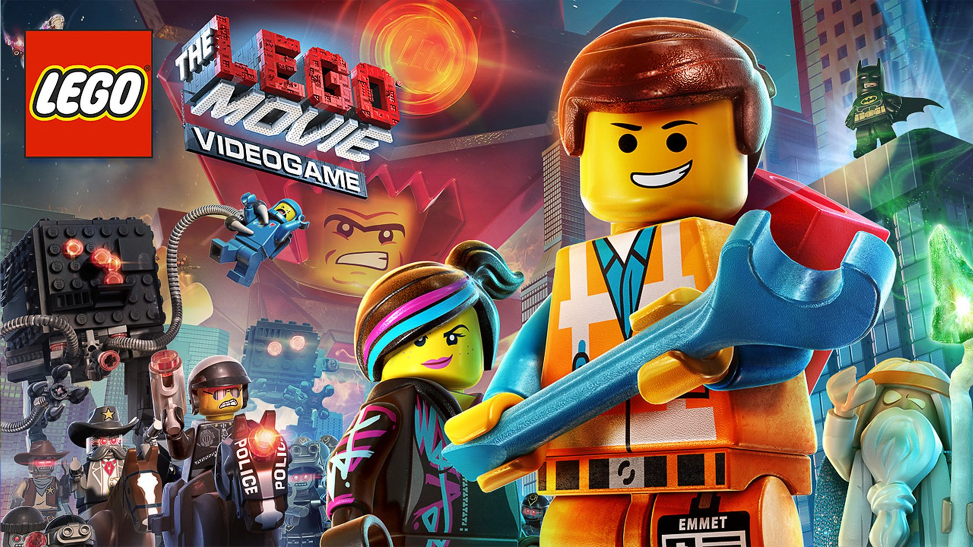 The LEGO Movie Videogame Full HD Wallpaper and Background