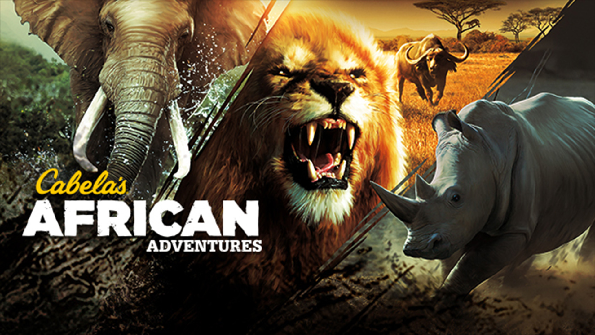 cabela's african adventures hd wallpaper | background image