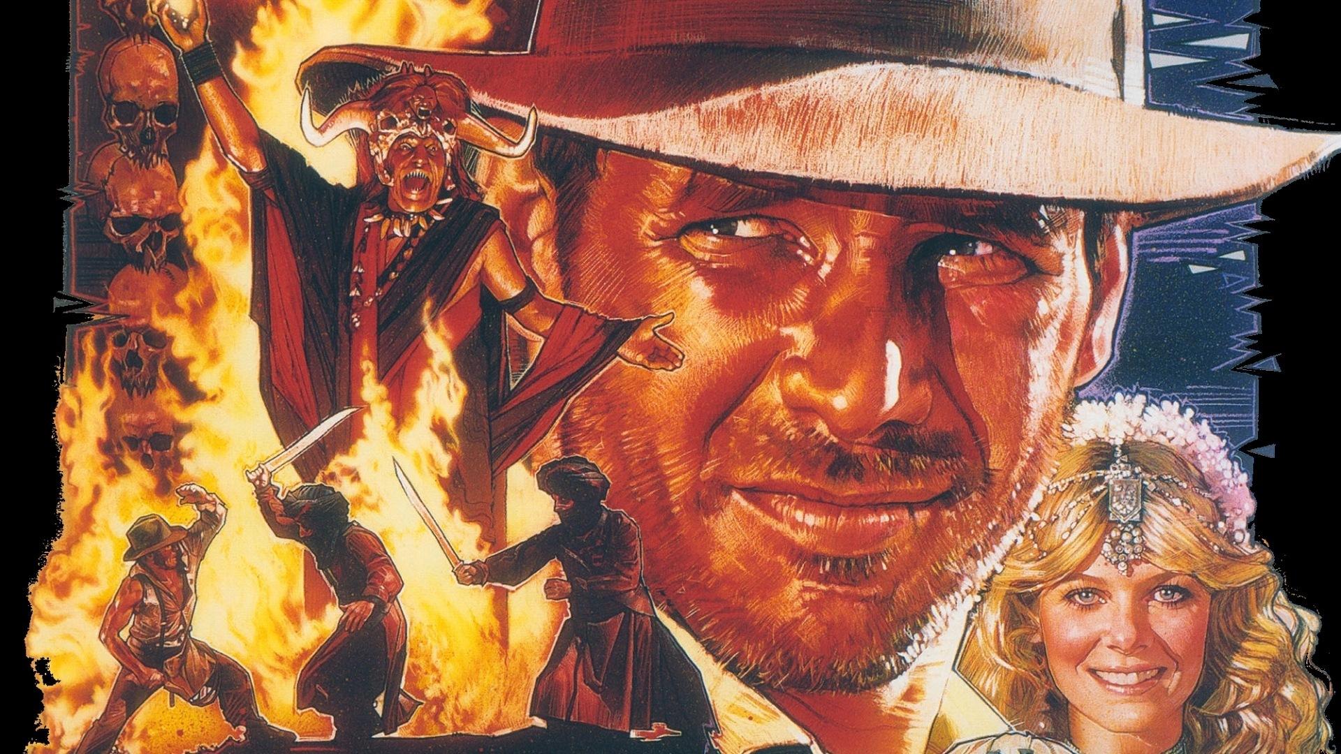 Indiana Jones and the Temple of Doom (1984) Phone