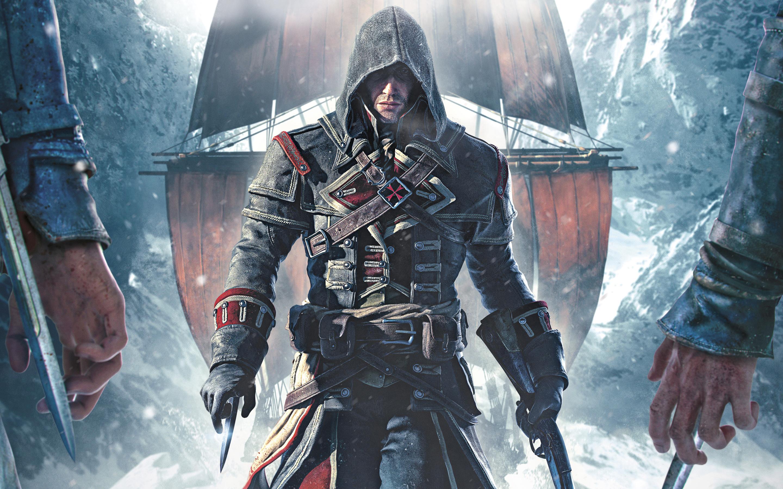 39 Assassin's Creed: Rogue HD Wallpapers