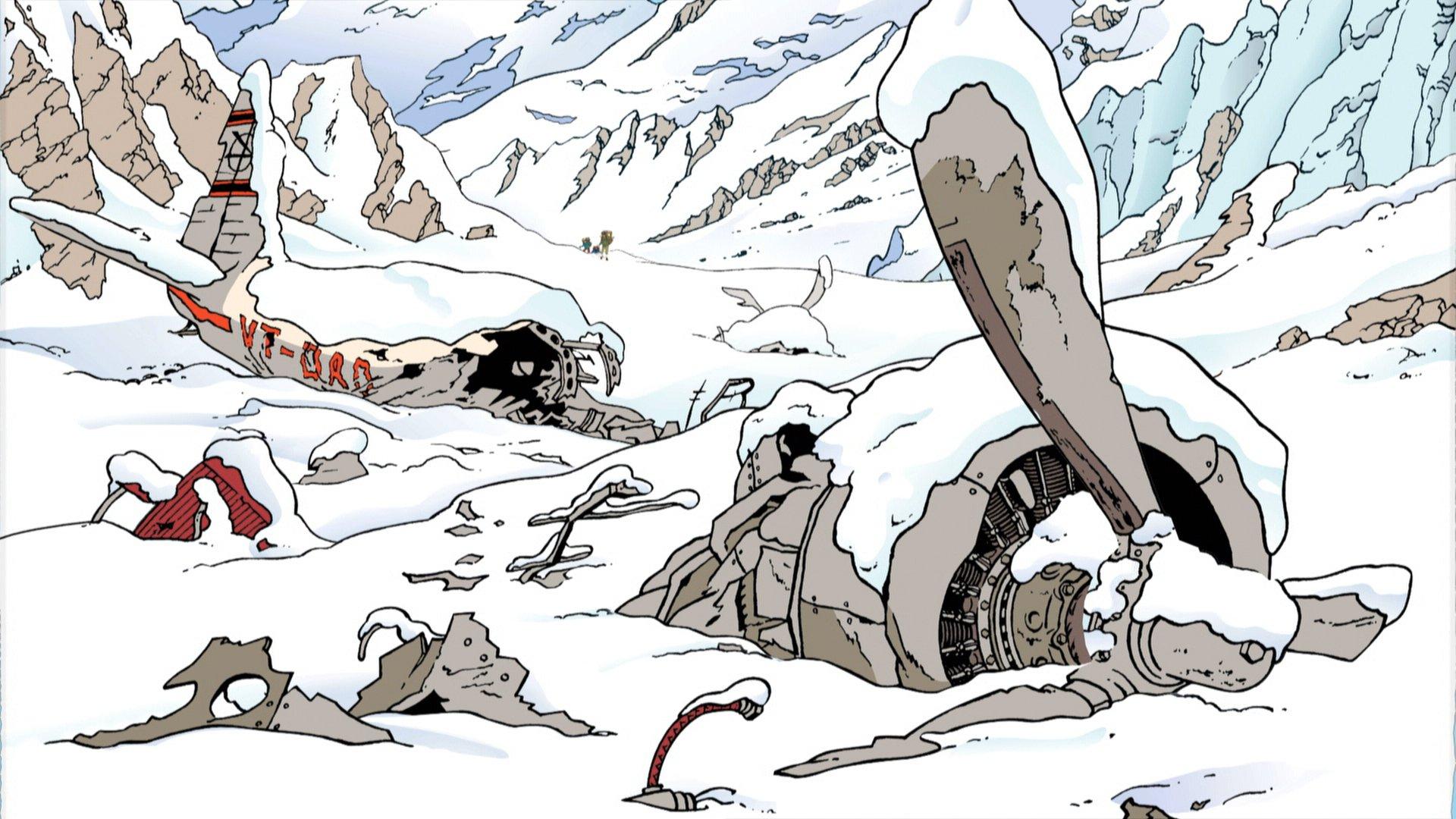Video Game - Tintin in Tibet  Wallpaper