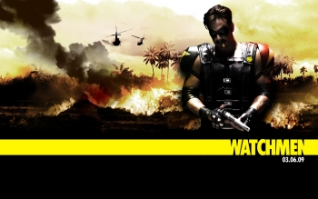 Comics - Watchmen Wallpapers and Backgrounds ID : 53220