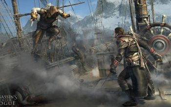 Video Game - Assassin's Creed: Rogue Wallpapers and Backgrounds ID : 532717