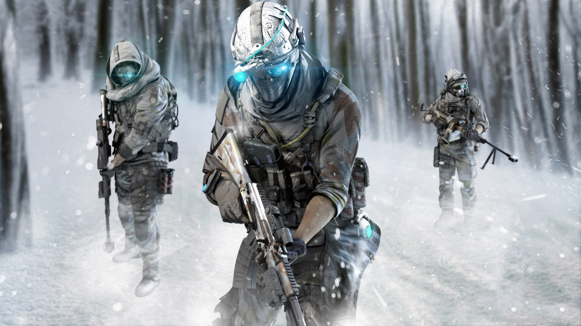 Ghost Recon Online Full HD Wallpaper And Background Image