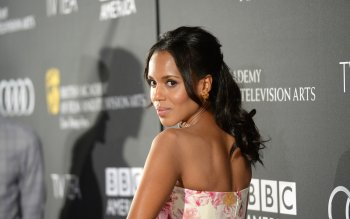 Celebrity - Kerry Washington Wallpapers and Backgrounds ID : 533129