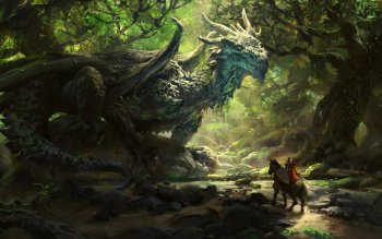 Fantasy - Dragon Wallpapers and Backgrounds ID : 533704