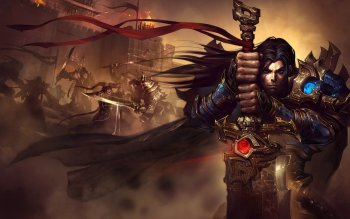 Fantasy - Warrior Wallpapers and Backgrounds ID : 533709