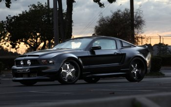 Vehicles - Ford Mustang Shelby Wallpapers and Backgrounds ID : 533998