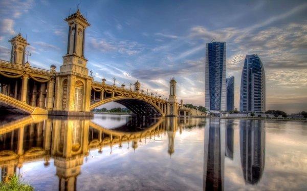 Man Made Kuala Lumpur Cities Malaysia HD Wallpaper | Background Image