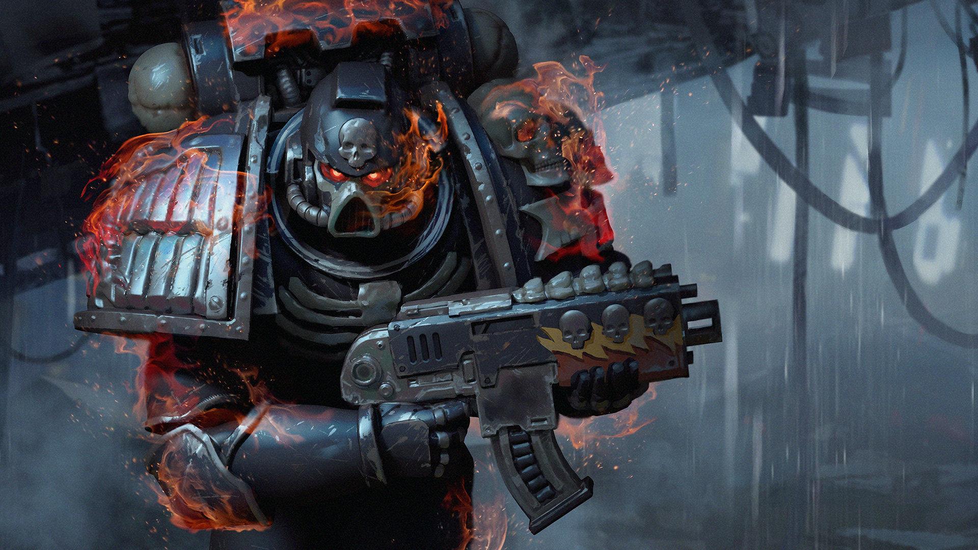 Скачать Warhammer 4000