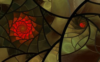 Abstract - Fractal Wallpapers and Backgrounds ID : 534687