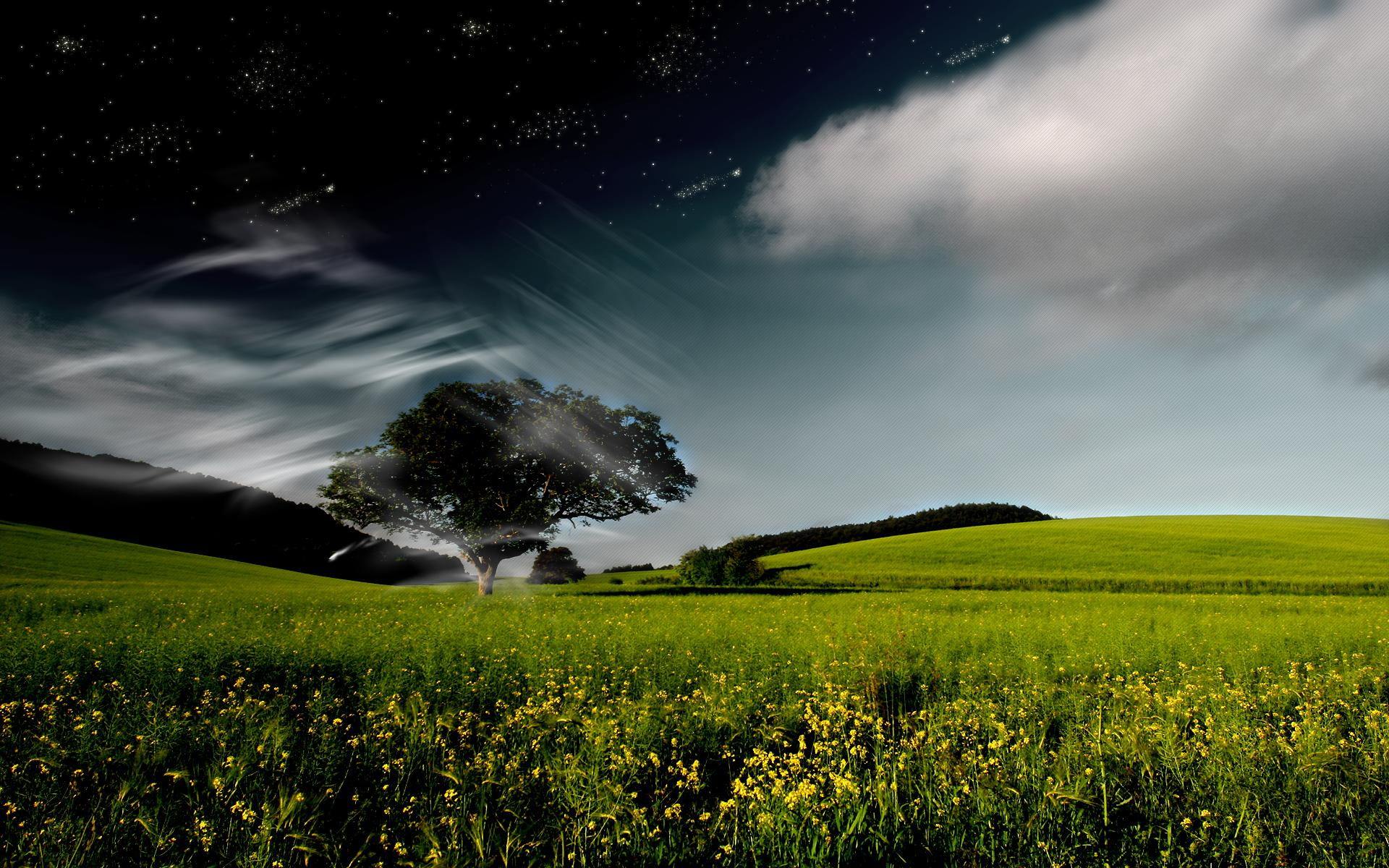Earth - Artistic  Wallpaper