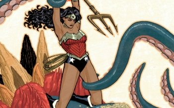 Comics - Wonder Woman Wallpapers and Backgrounds ID : 535521