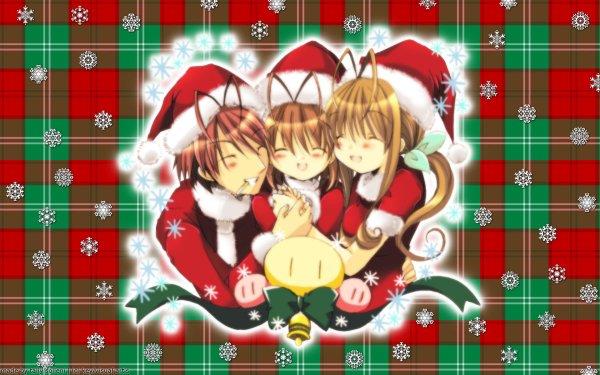 Anime Clannad Nagisa Furukawa Sanae Furukawa Akio Furukawa HD Wallpaper | Background Image