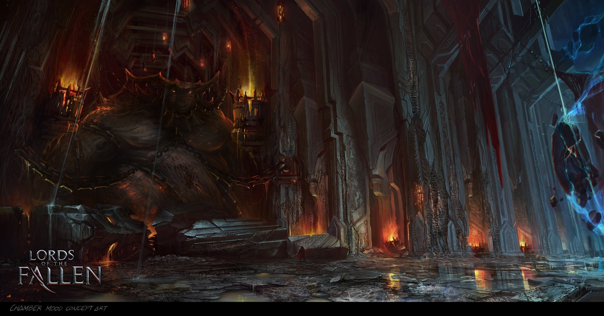 Lords Of The Fallen Full HD Wallpaper And Background Image