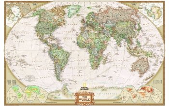 35 4k Ultra Hd World Map Wallpapers Background Images