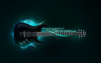 Muziek - Guitar Wallpapers and Backgrounds ID : 53920
