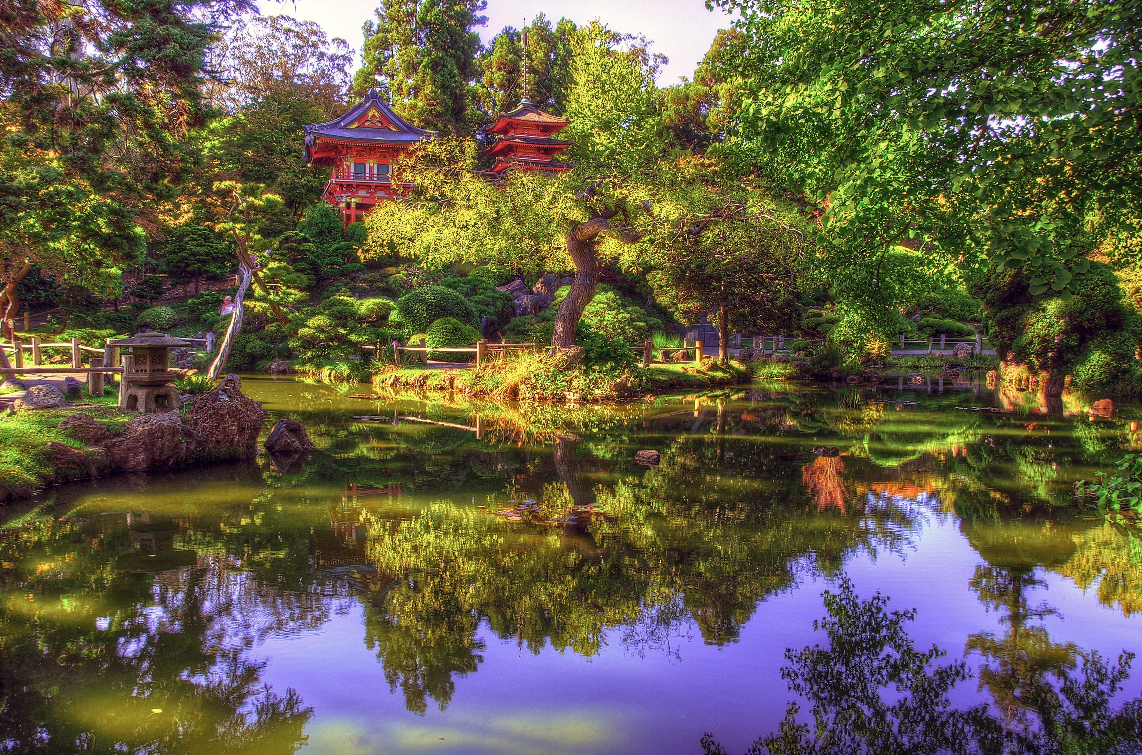 zen garden summer - photo #27