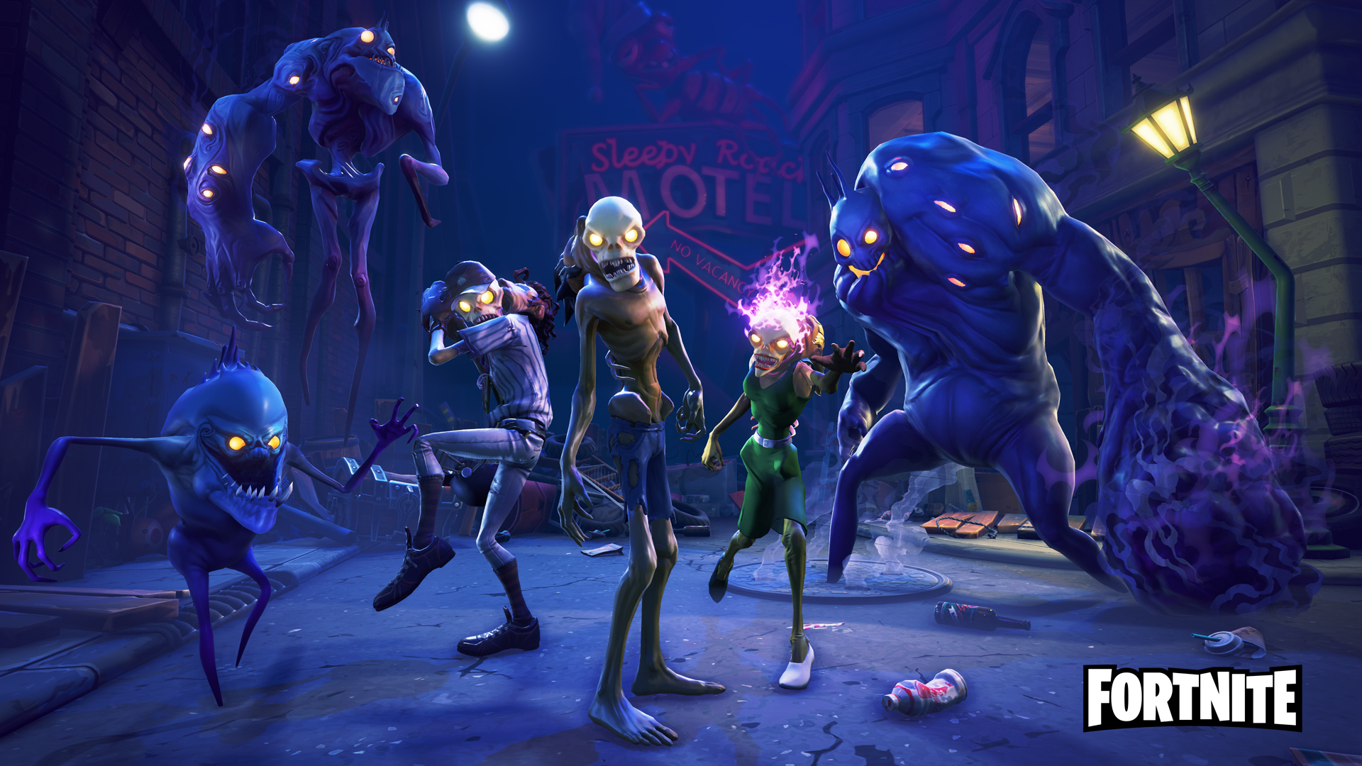 Fortnite Hd Wallpaper Background Image 1920x1080 Id 540336 Wallpaper Abyss