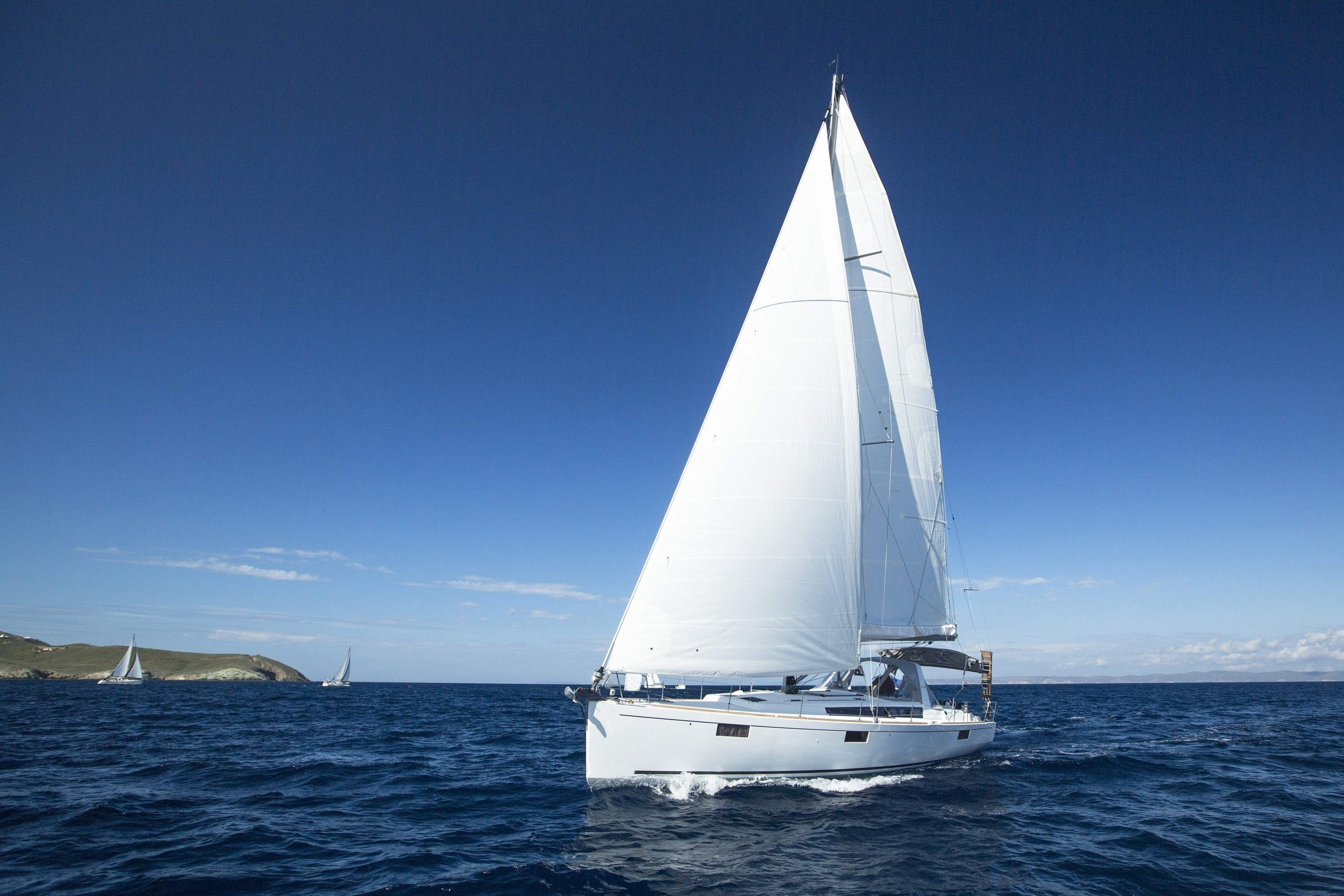 hungry for sailboat wallpaper - photo #11