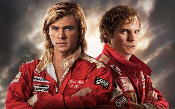 Movie Rush (2013) HD Wallpaper | Background Image