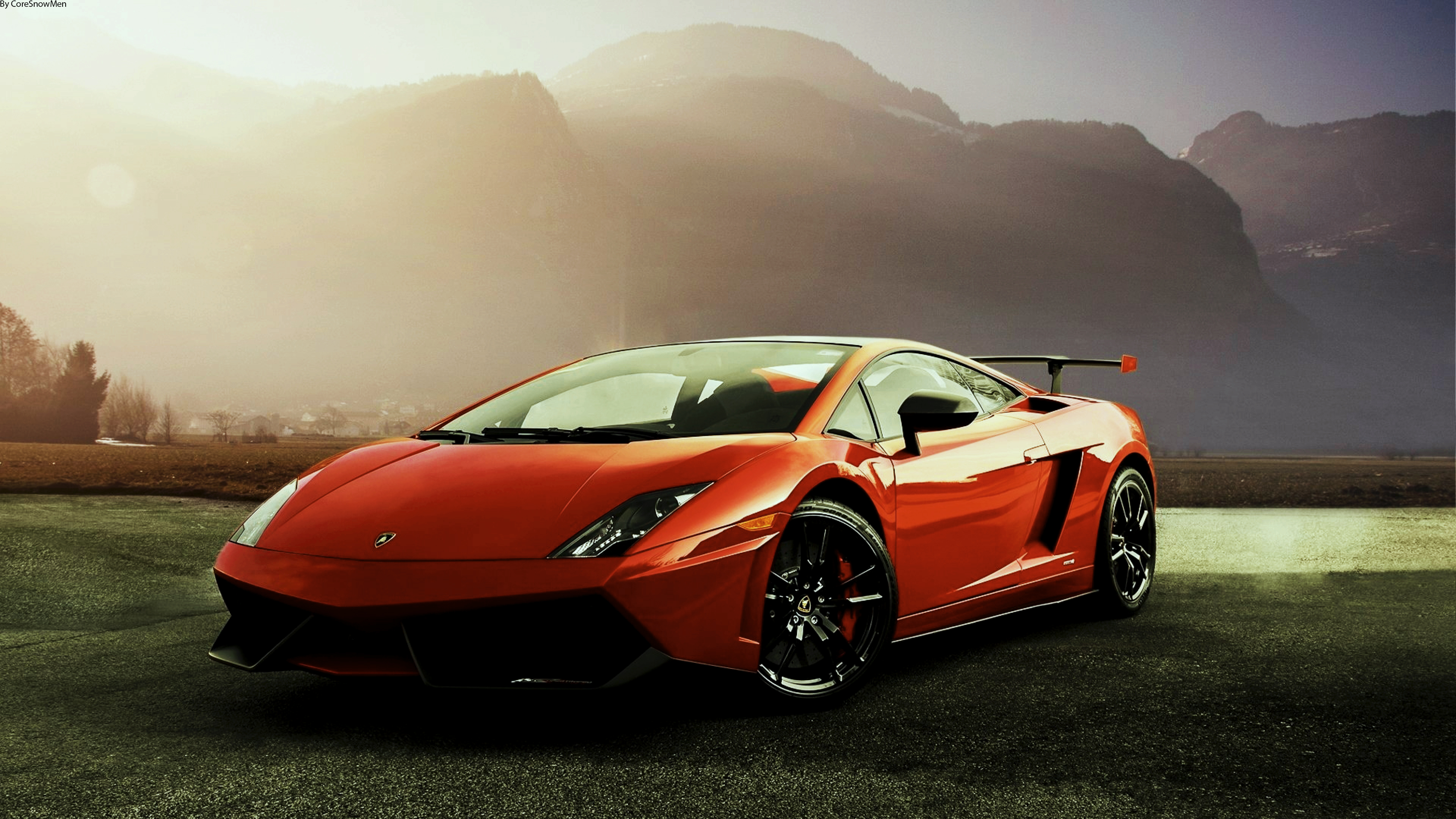 Lamborghini Gallardo Hd Wallpapers Background Images Wallpaper Abyss
