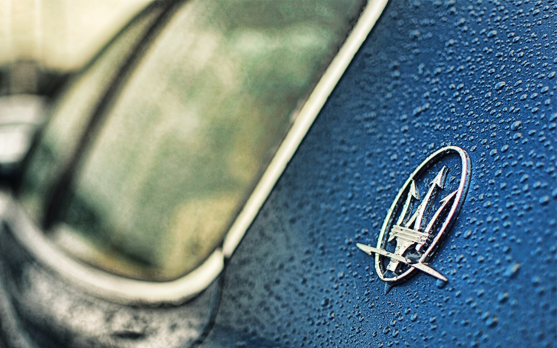 座驾 - 玛莎拉蒂  壁纸